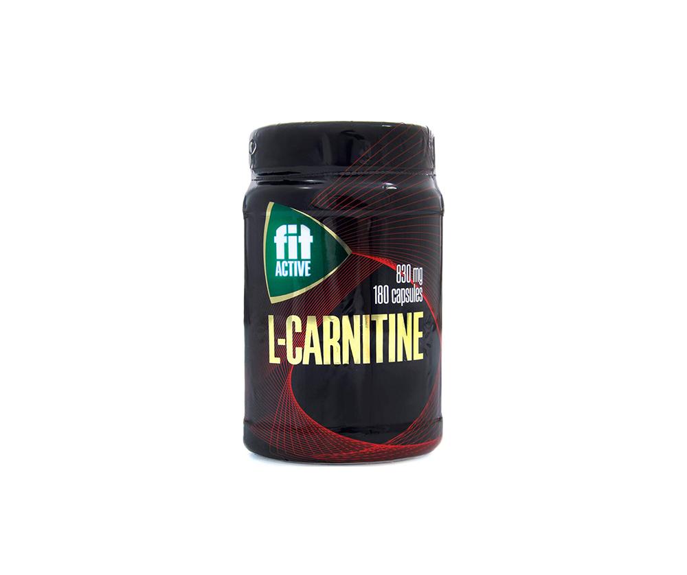 L-Carnitine 830mg 180 Капсул 7490 тенге
