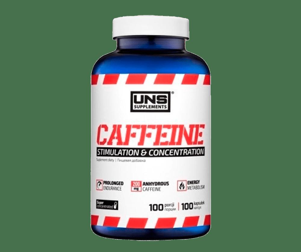 Caffeine 100 Капсул 3990 тенге