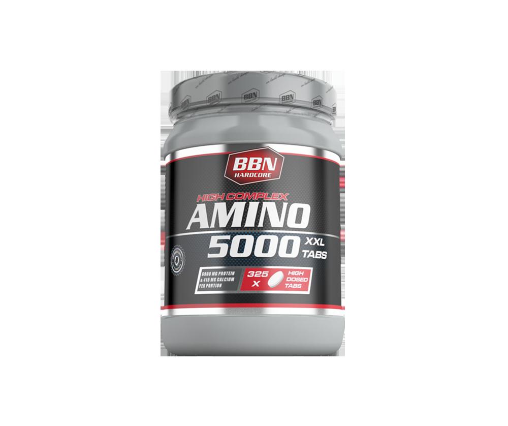 Amino 5000 HardCore 325 Таблеток 12490 тенге