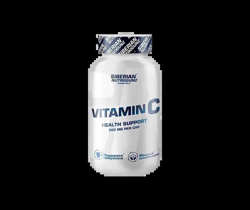 Vitamin C 500mg 60 Капсул 3490 тенге
