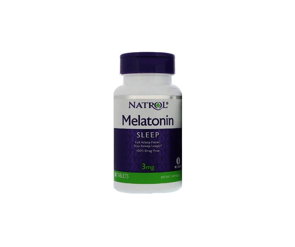 Melatonin 60 Таблеток 4590 тенге