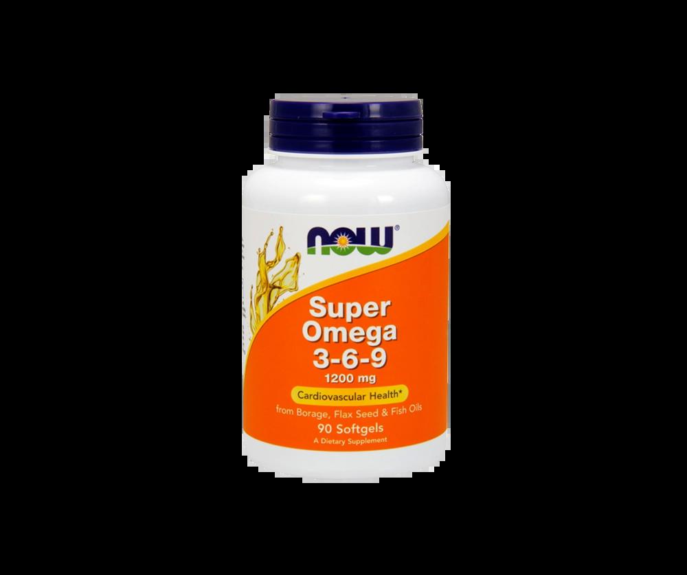 Super Omega 3-6-9 90 Капсул 7990 тенге