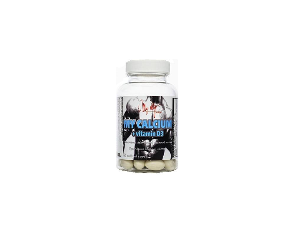 My Vitamin D3 60 Капсул 4190 тенге