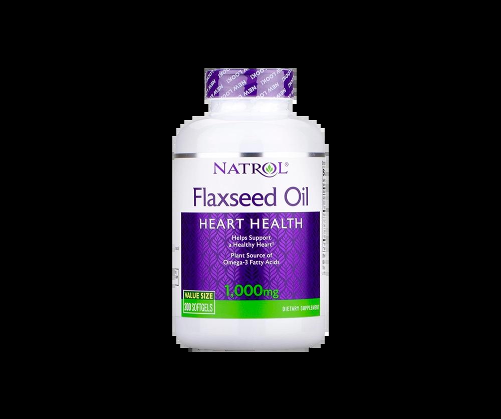Flaxseed Oil 200 Капсул 6490 тенге