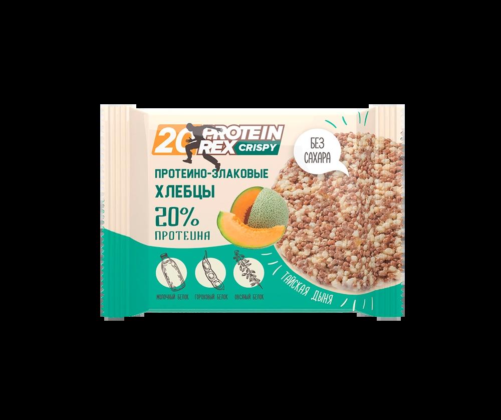 Протеино-Злаковые Хлебцы 20Rex 55г 600 тенге