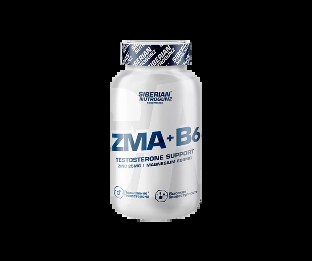 ZMA + B6 60 Капсул 5490 тенге
