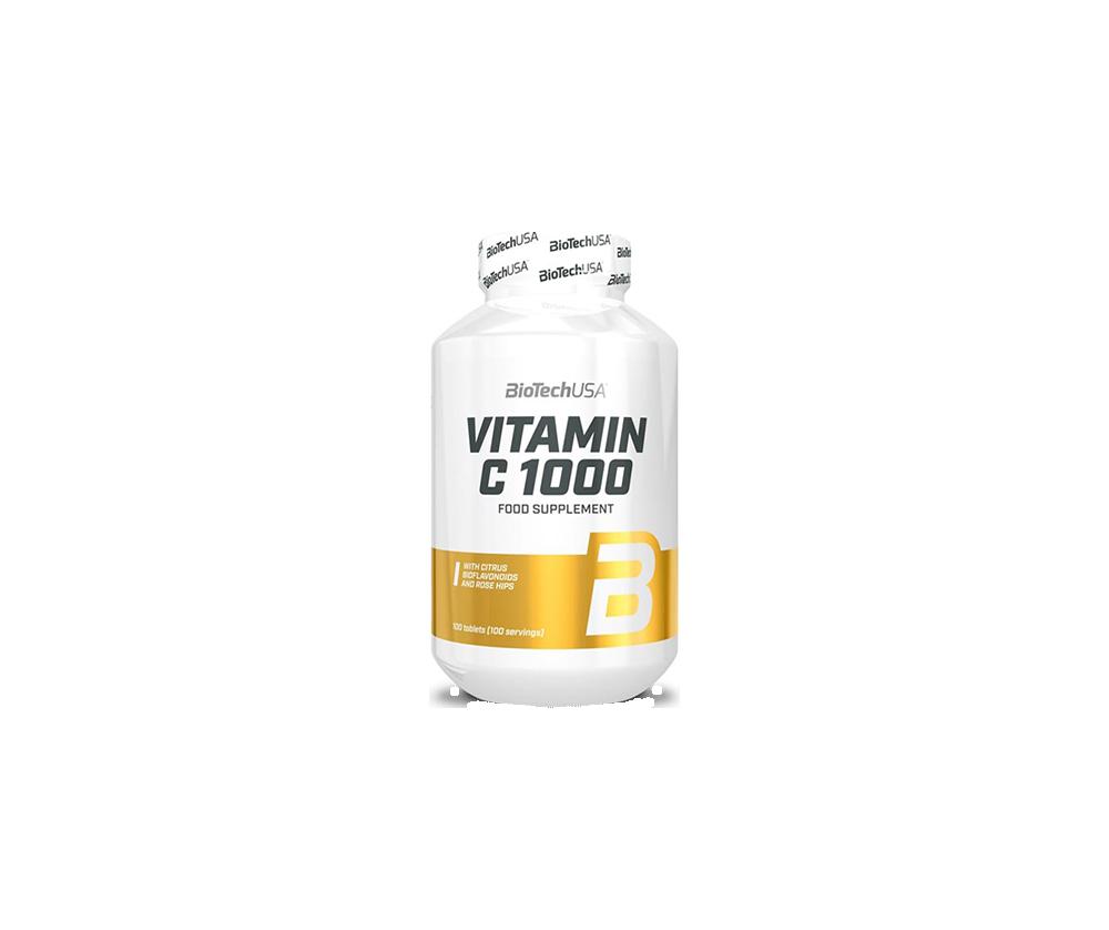 Vitamin C 1000мг 30 Капсул 3490 тенге