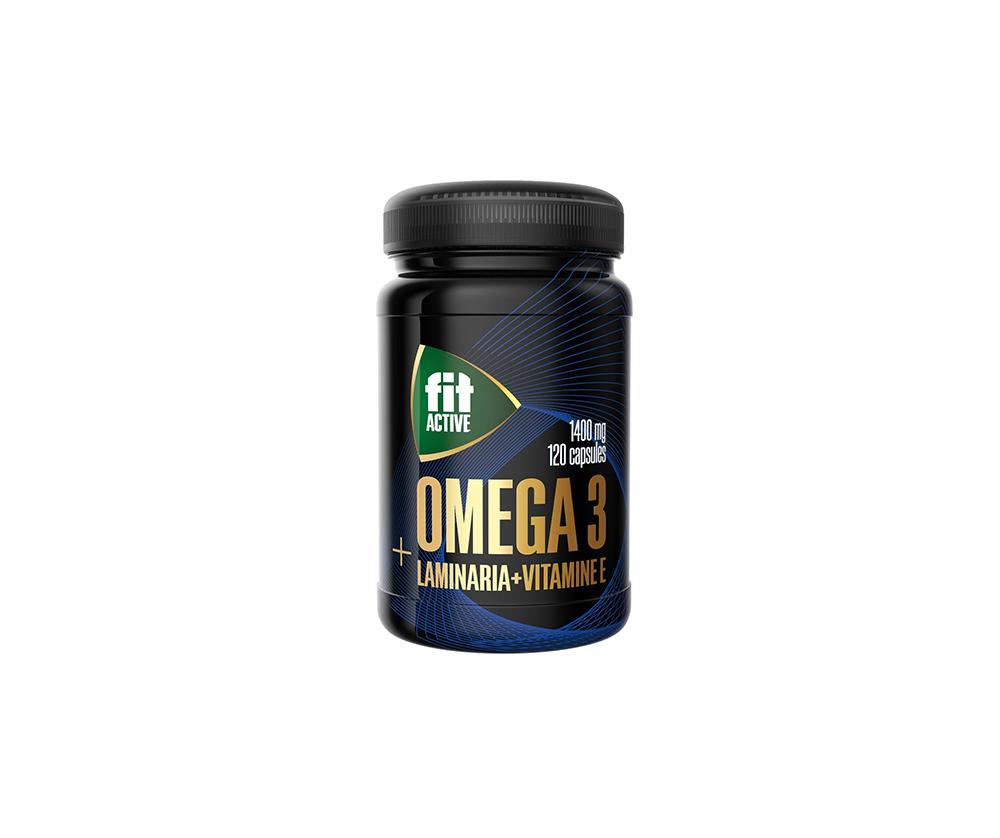 Omega 3 120 Капсул 6490 тенге