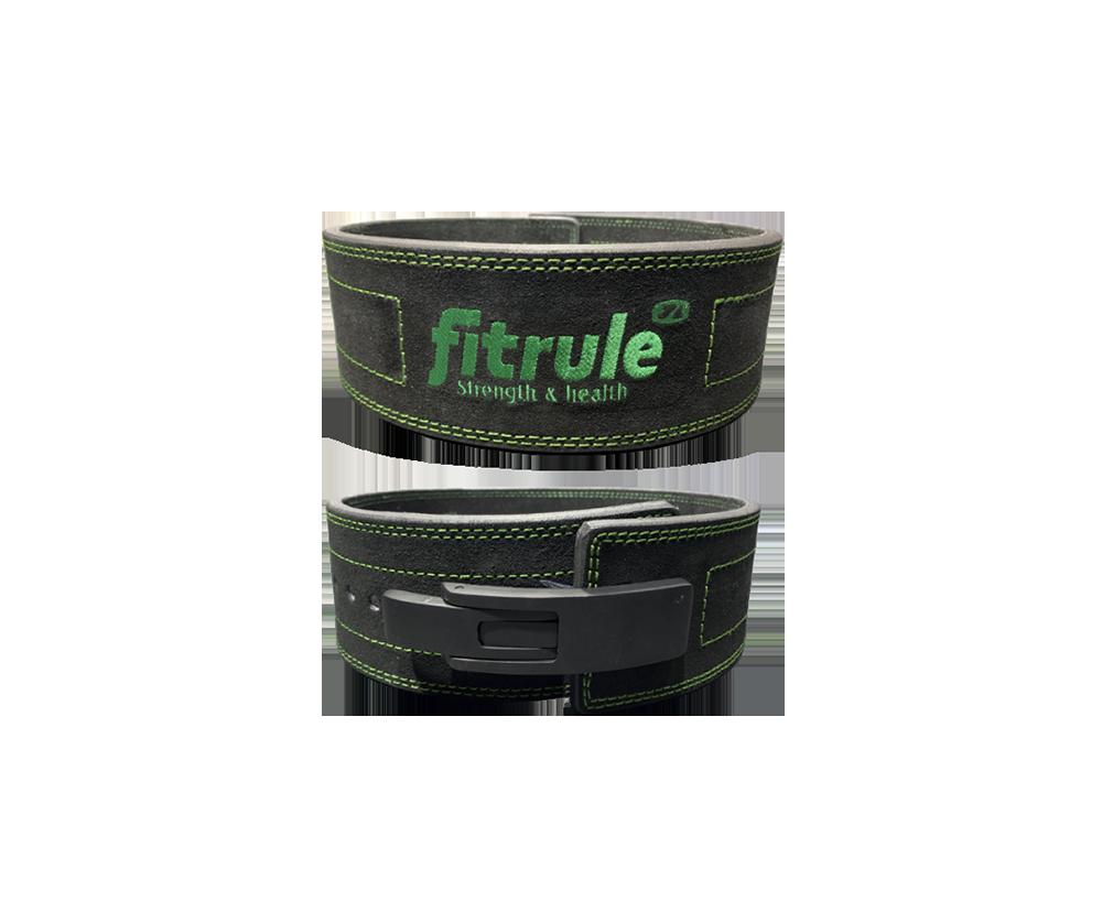 Пояс FitRule Черно-Зеленый 11990 тенге