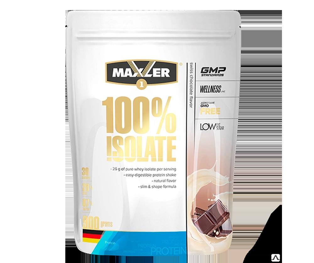 100% Isolate Maxler 900 г 14490 тенге
