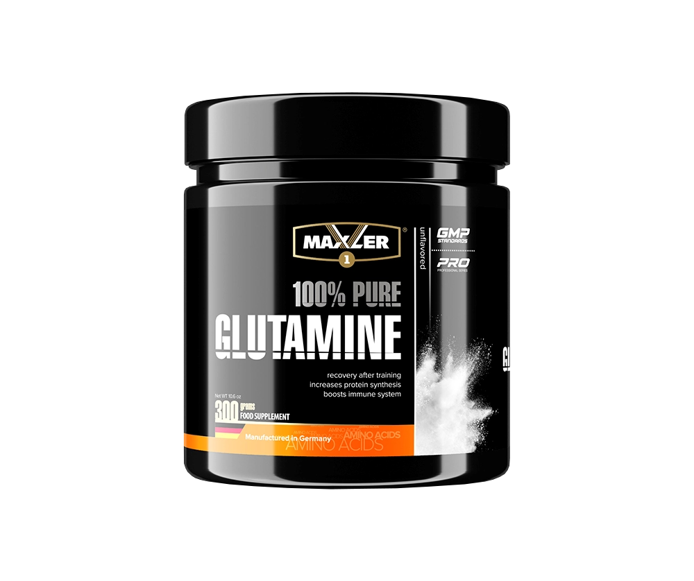 100% Pure Glutamine 300г 6790 тенге