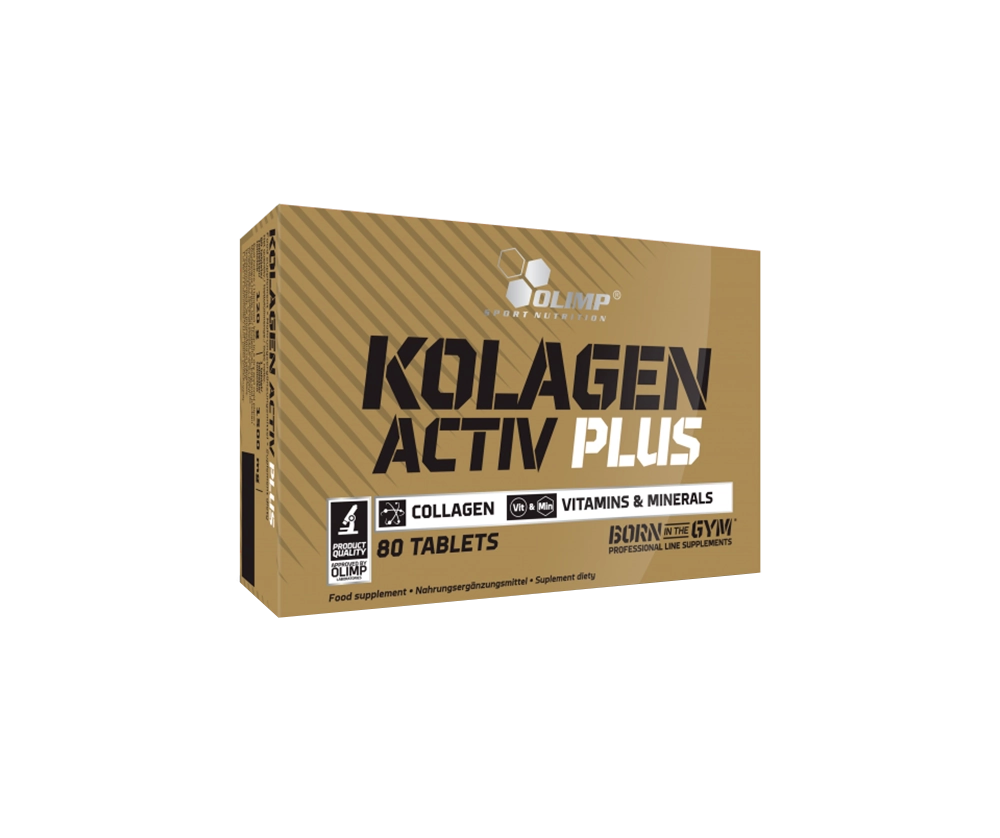 Kolagen Activ Plus 80 Таблеток 5990 тенге