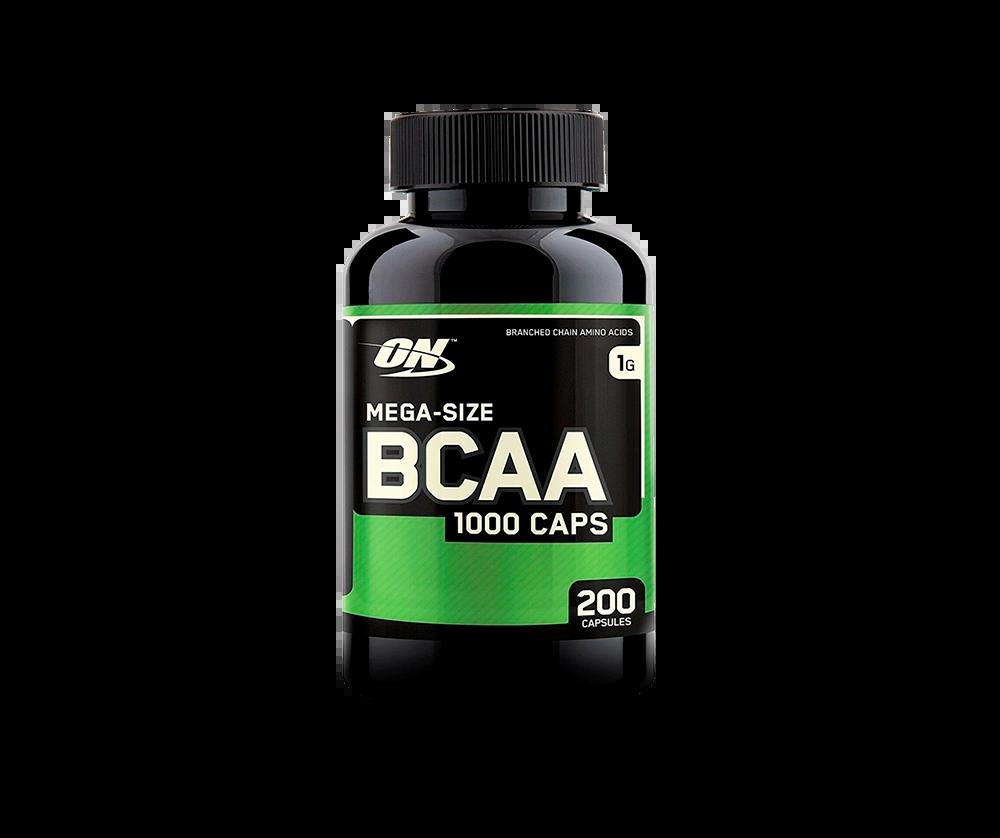 BCAA 1000 400 Капсул 14990 тенге