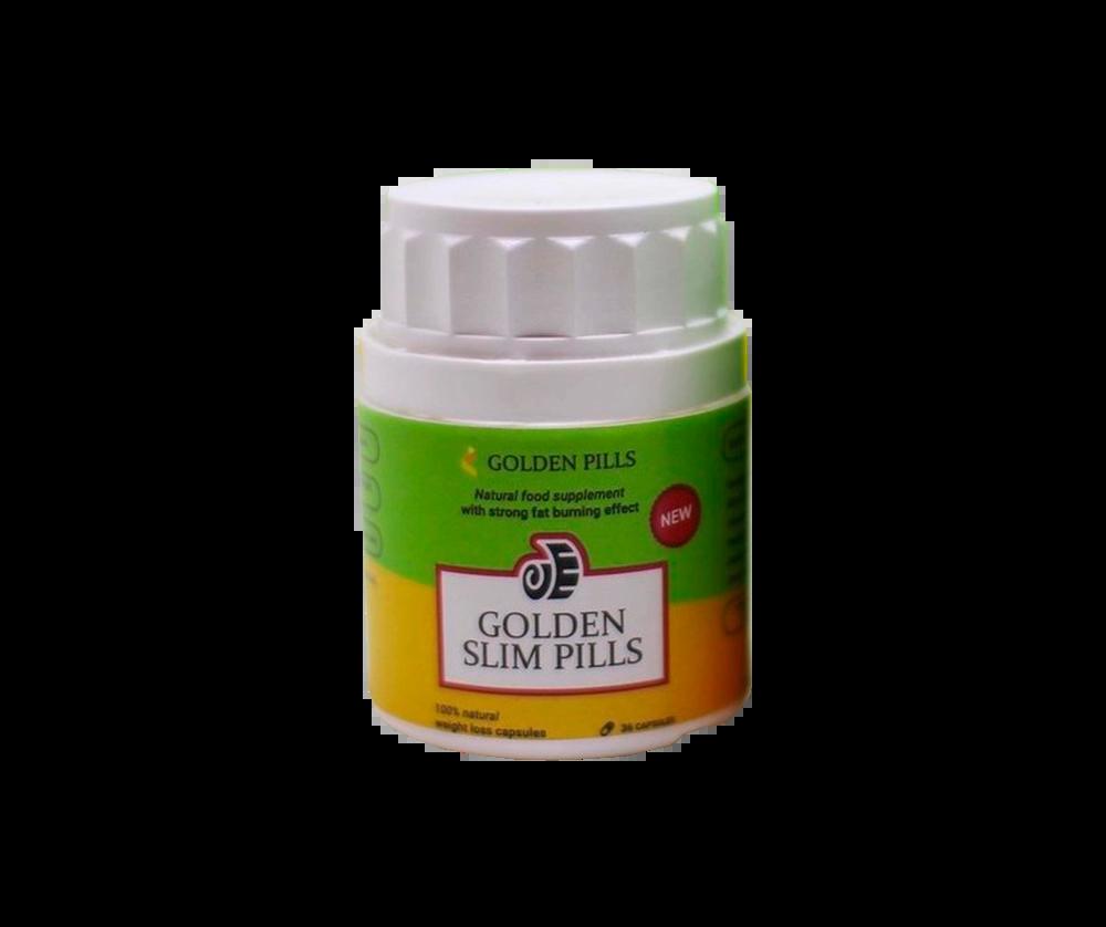 Golden Slim Pills 36 Капсул 10990 тенге