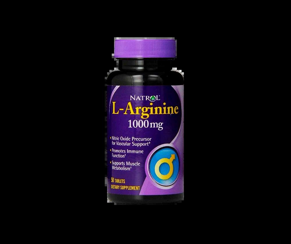 L-Arginine 50 Таблеток 3490 тенге