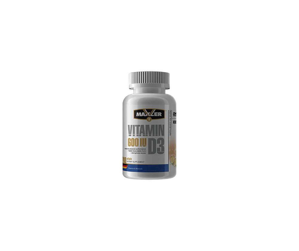 Vitamin D3 600мг 240 Таблеток 5990 тенге