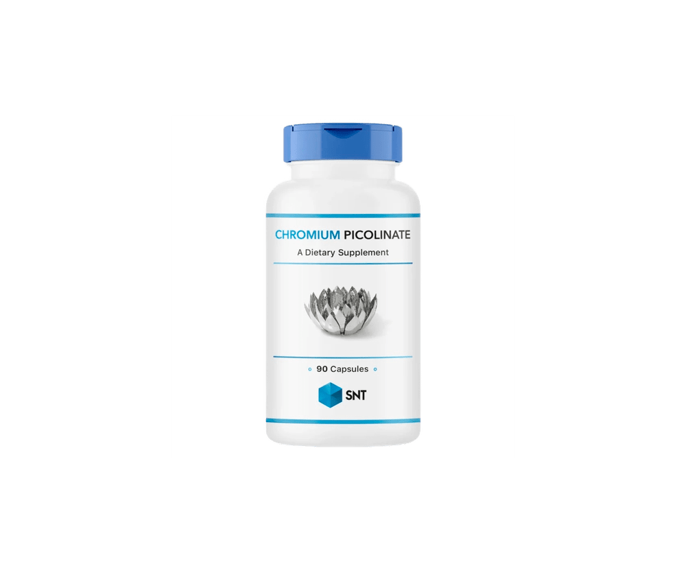 Chromium Picolinate 200mcg 180 капсул 5990 тенге
