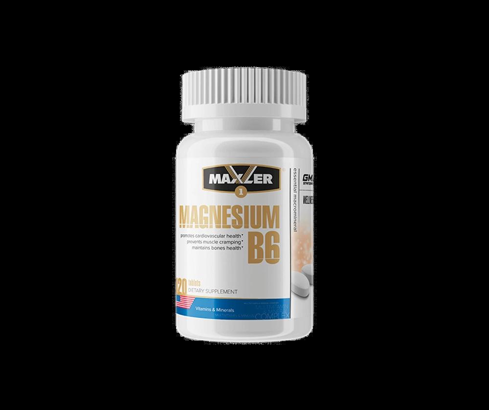 Magnesium B6 120 Таблеток 4690 тенге