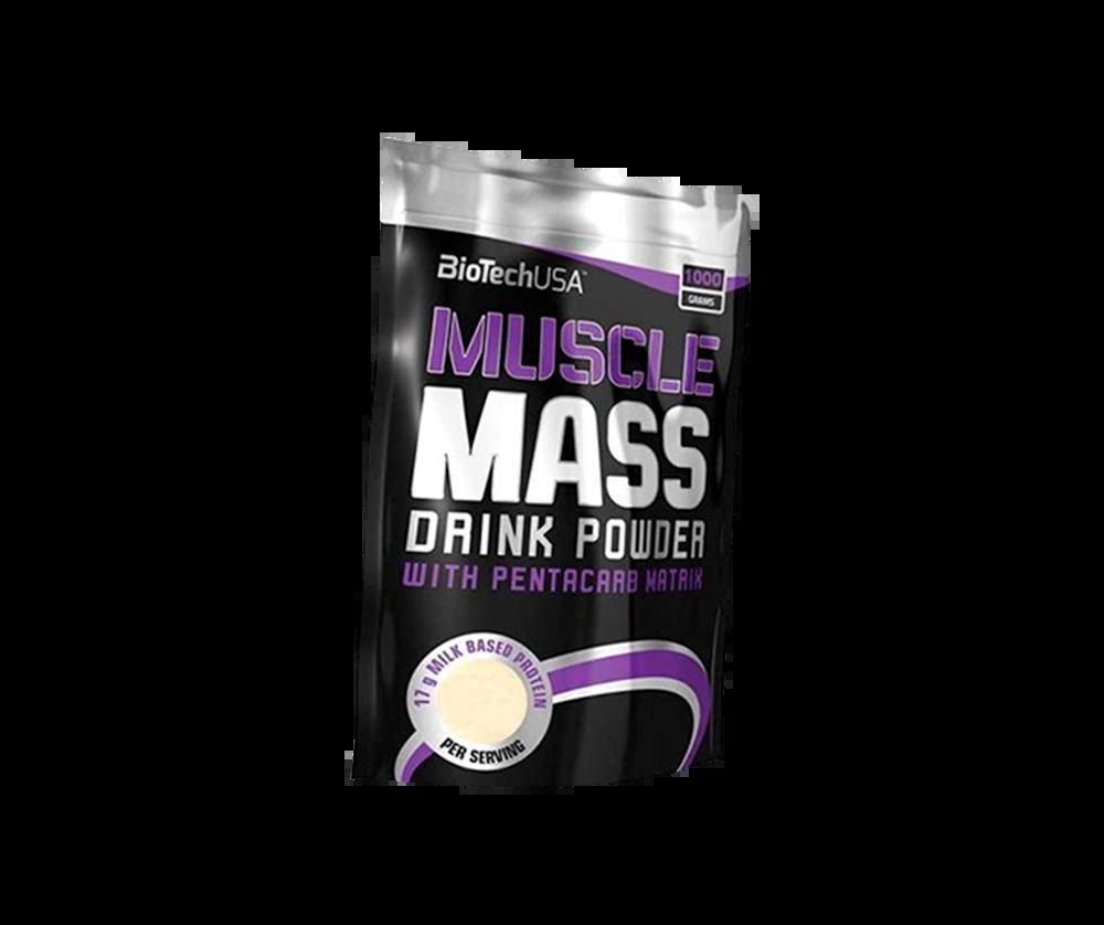 Muscle Mass 1000г 4990 тенге