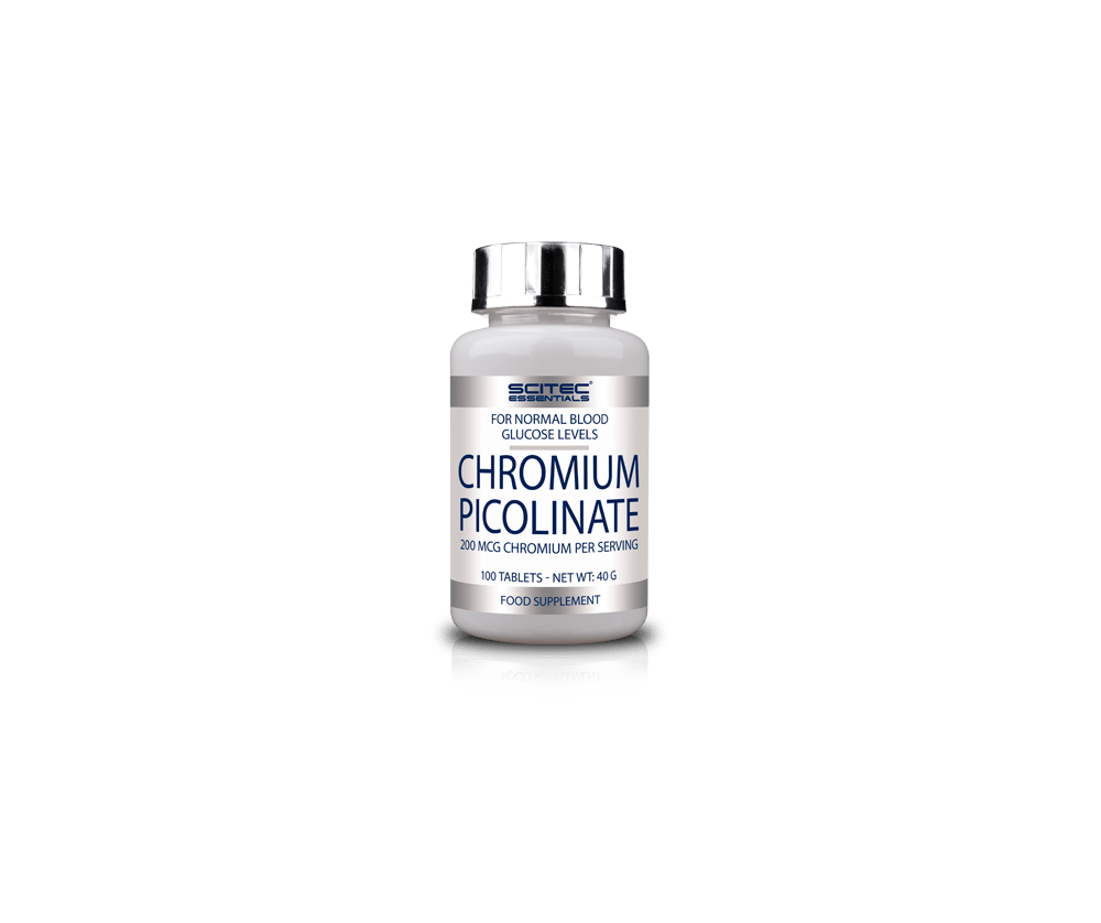 Chromium Picolinate 100 Таблеток 2990 тенге