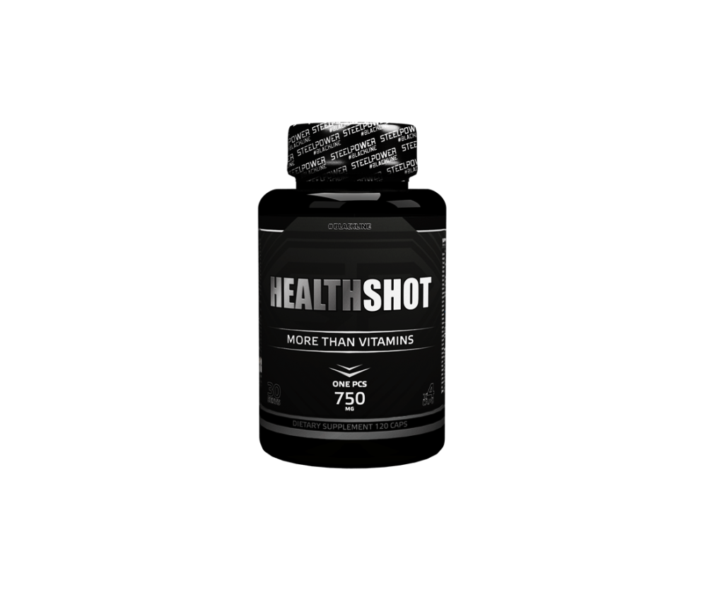 Healthshot Vitamins 90 Капсул 6990 тенге