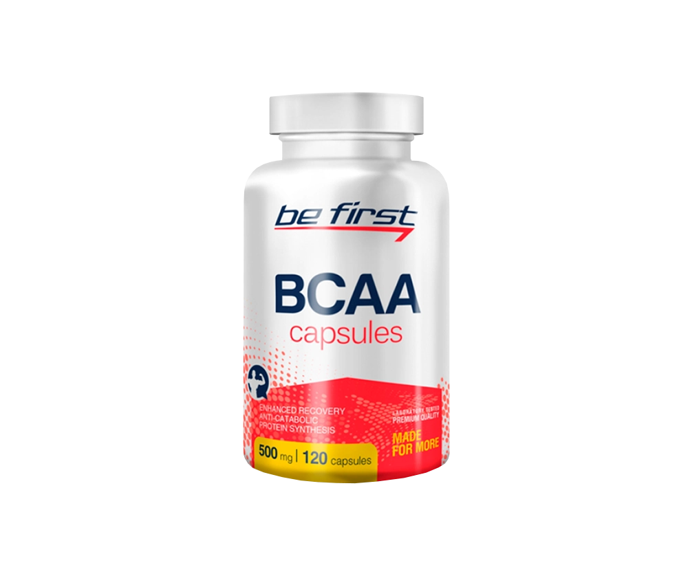 BCAA 2-1-1 120 Капсул 3490 тенге