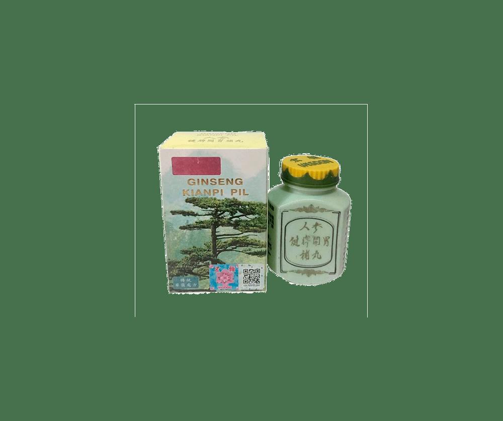 Ginseng Kianpi Pil 60 Капсул 6990 тенге