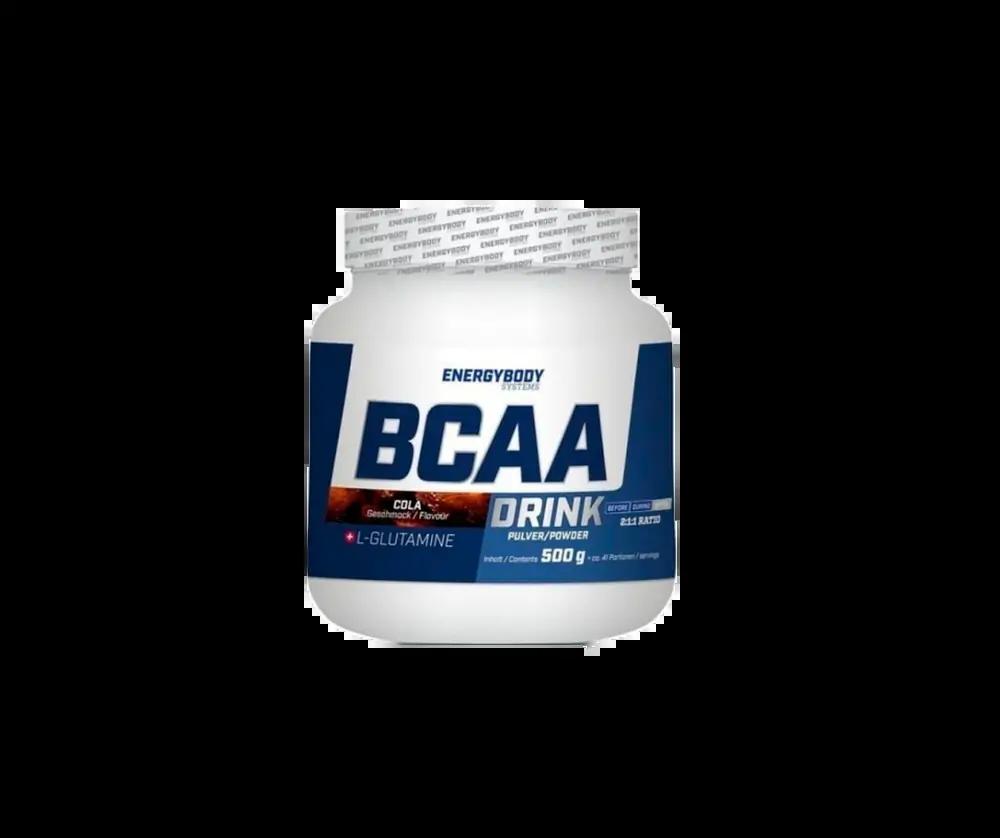 BCAA + L-Glutamine 500г 13490 тенге