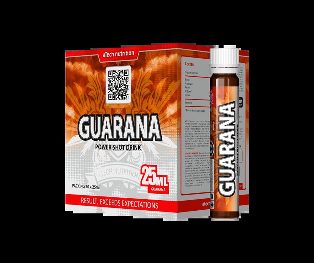 Guarana 25мл 300 тенге