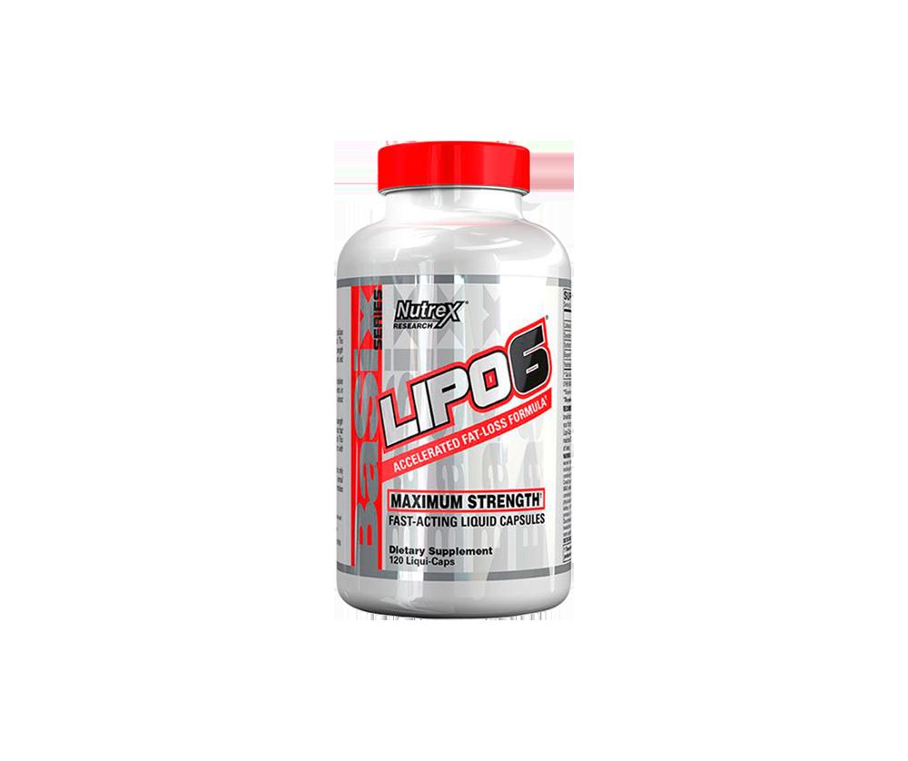 LIPO 6  Maximum Strength 120 Таблеток 10990 тенге
