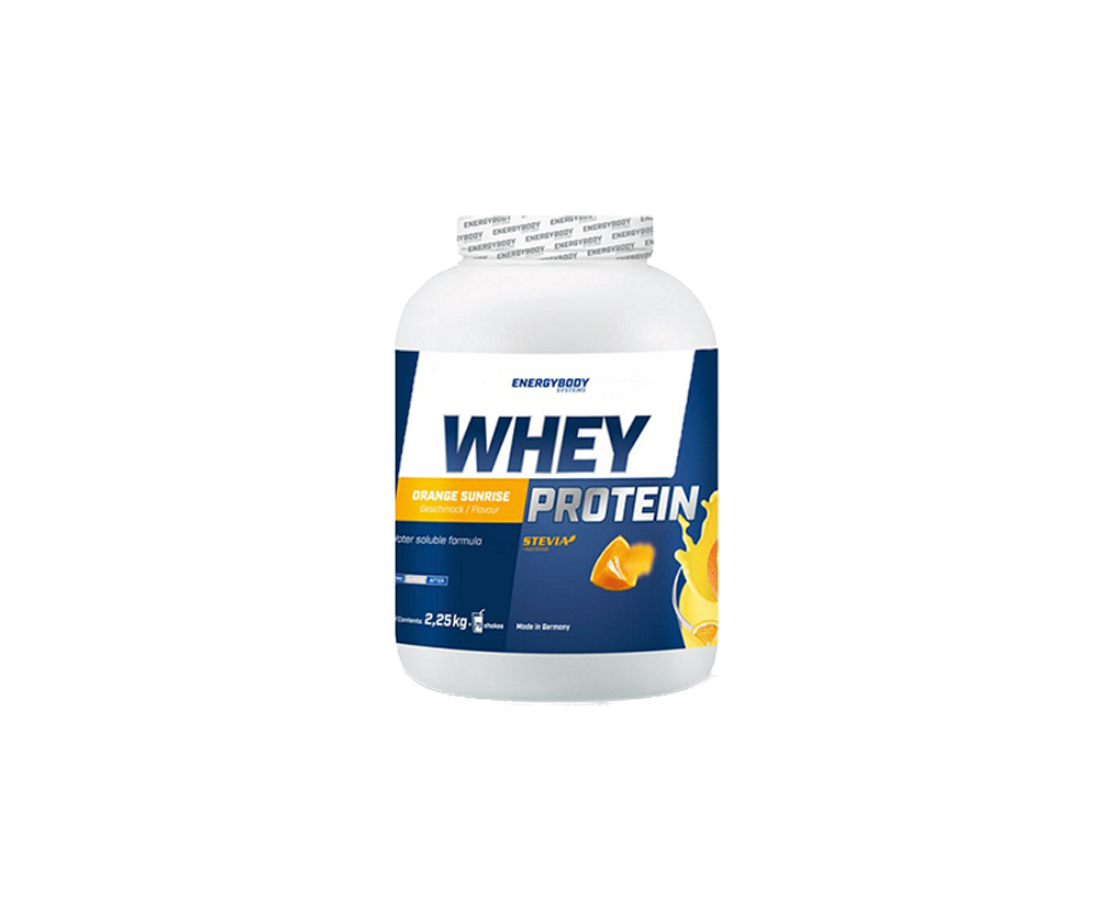 Whey Protein 2250г 24490 тенге