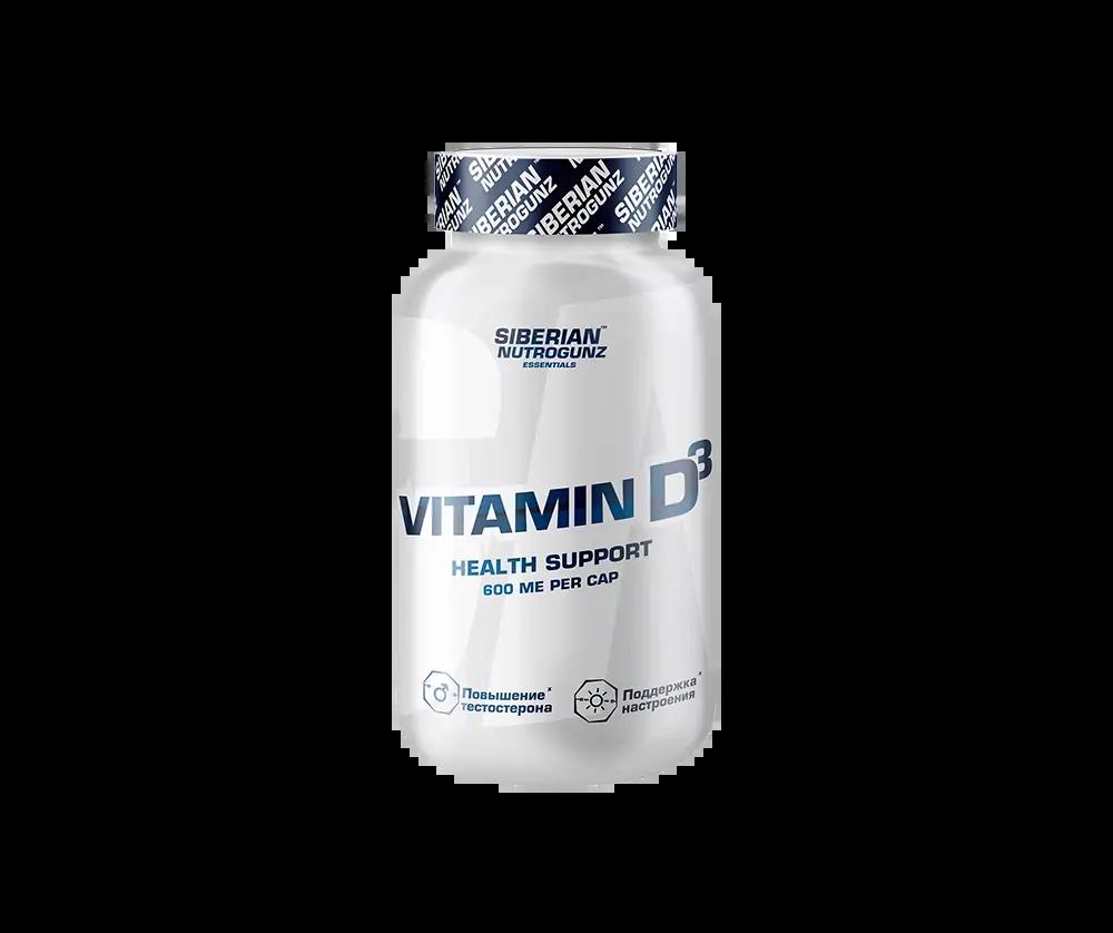 Vitamin D3 180 Таблеток 4990 тенге