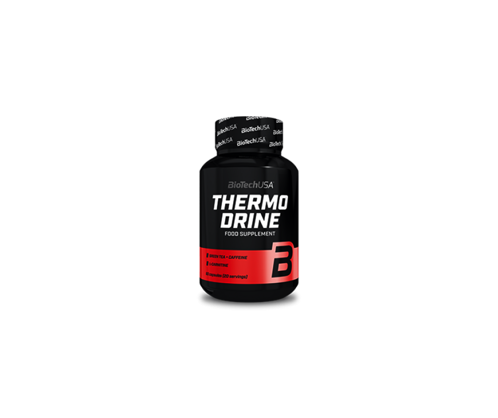 Thermo Drine Caps 60 Капсул 6490 тенге