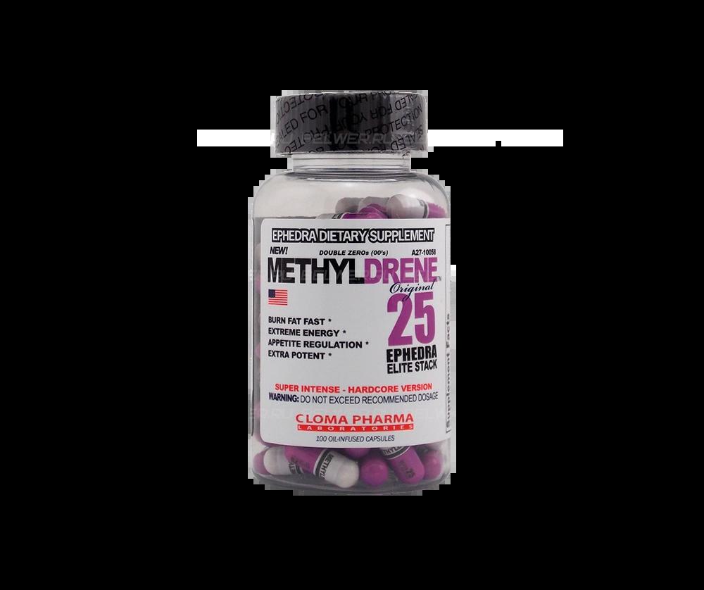 Methyldrene 100 Капсул 11990 тенге