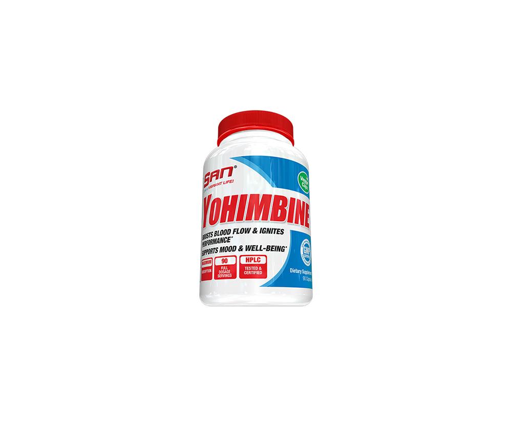 Yohimbine 90 Капсул 5490 тенге
