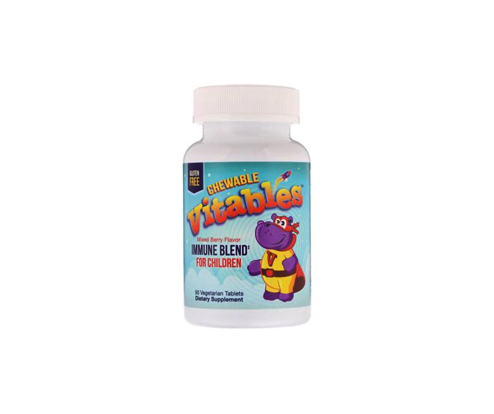 Chewable Vitables 90шт 4990 тенге