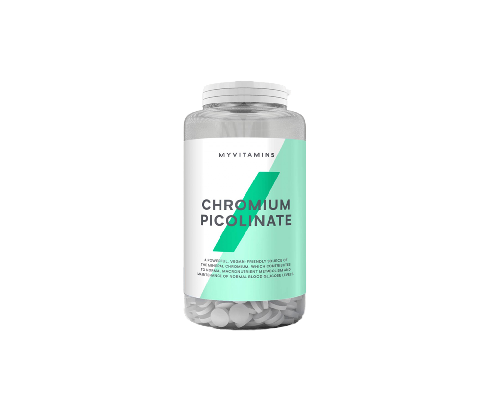 Chromium Picolinate 180таблеток 3990 тенге
