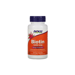Biotin 5000 120 Капсул, 5490 тенге