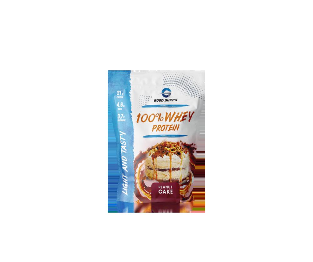100% Whey Protein 500гр 4990 тенге