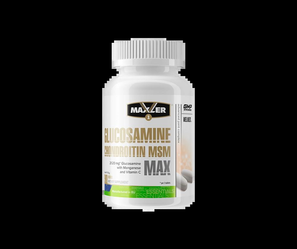 Glucosamine Chondroitin Max 90 Таблеток 7490 тенге