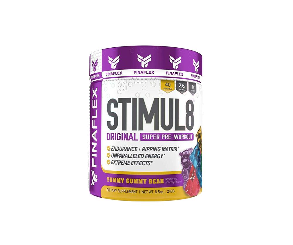 Finaflex Пробник Stimul 8 (INT) 1 serv 1 Порция 800 тенге