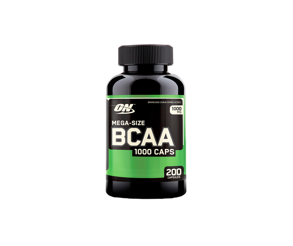 BCAA 1000 200 Капсул 8990 тенге