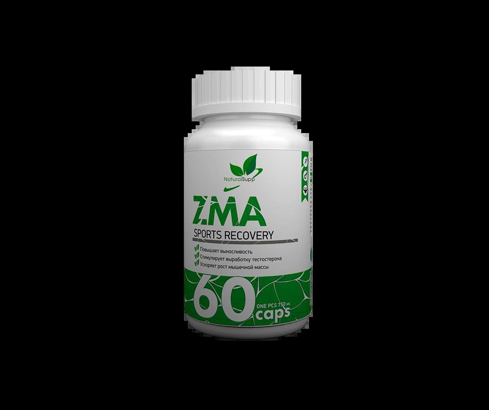 ZMA 60 Капсул 5490 тенге