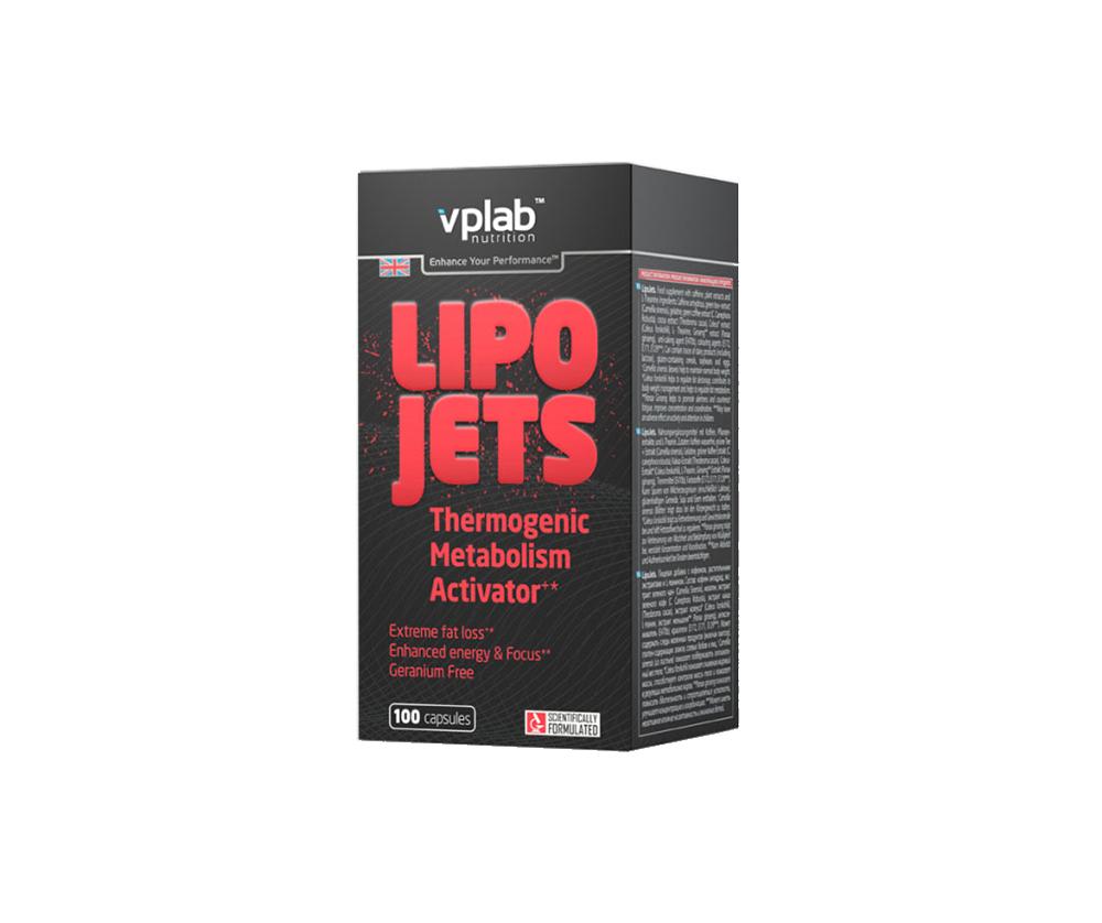 Lipo Jets 100 Капсул 10490 тенге
